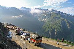 Über den Himalaya (6)
