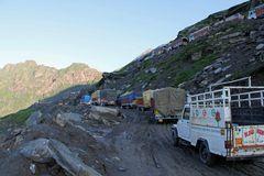 Über den Himalaya (7)