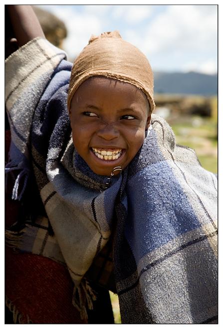 über den Sanipass nach Lesotho ...