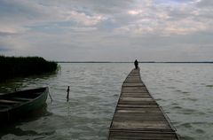 Über den See