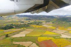 ...über den Shan Bergen auf dem Weg nach Heho...