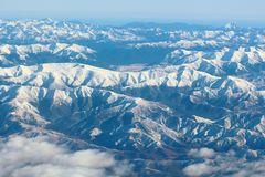 Über den Southern-Alps