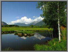 über den Teich