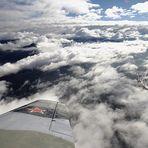 Über den wolken - 11.10.2015 - YAK 52- Pilot Bernhard Langhans