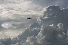 Über den Wolken . . .