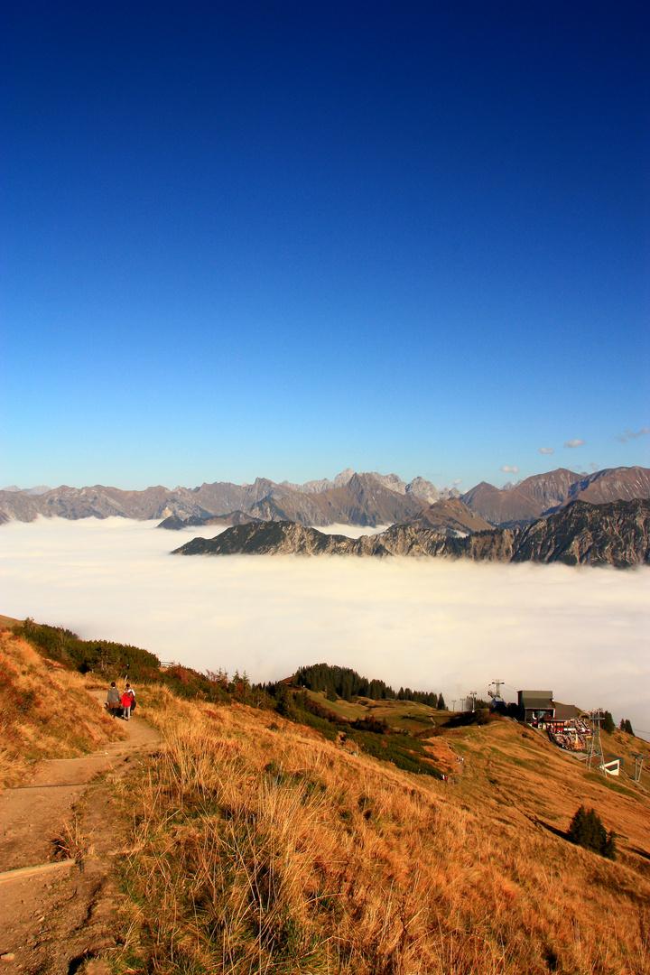 über den wolken #2