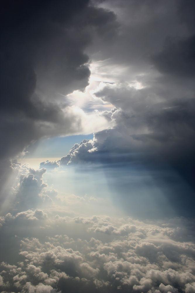 Über den Wolken 2 ;o)