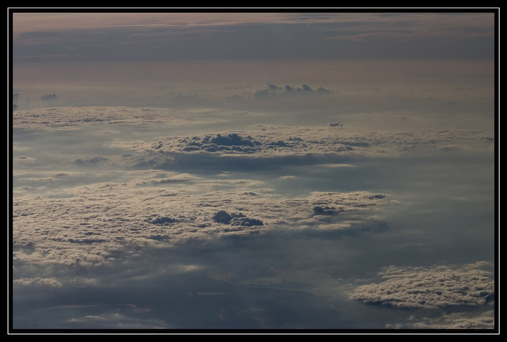""""""" Über den Wolken ...... """""""