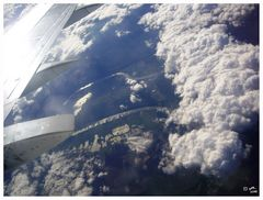 Über den Wolken.....
