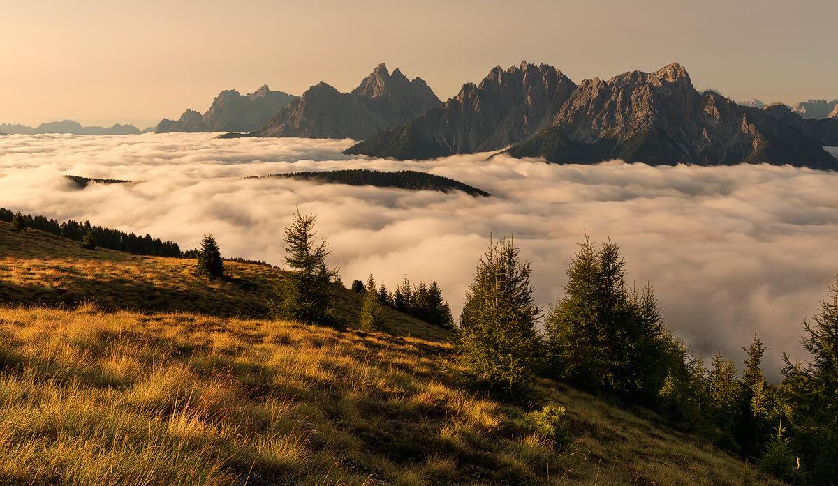 *** über den Wolken ***