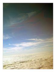 Über den Wolken II