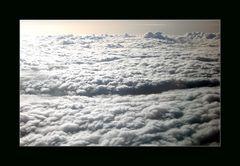 Über den Wolken III