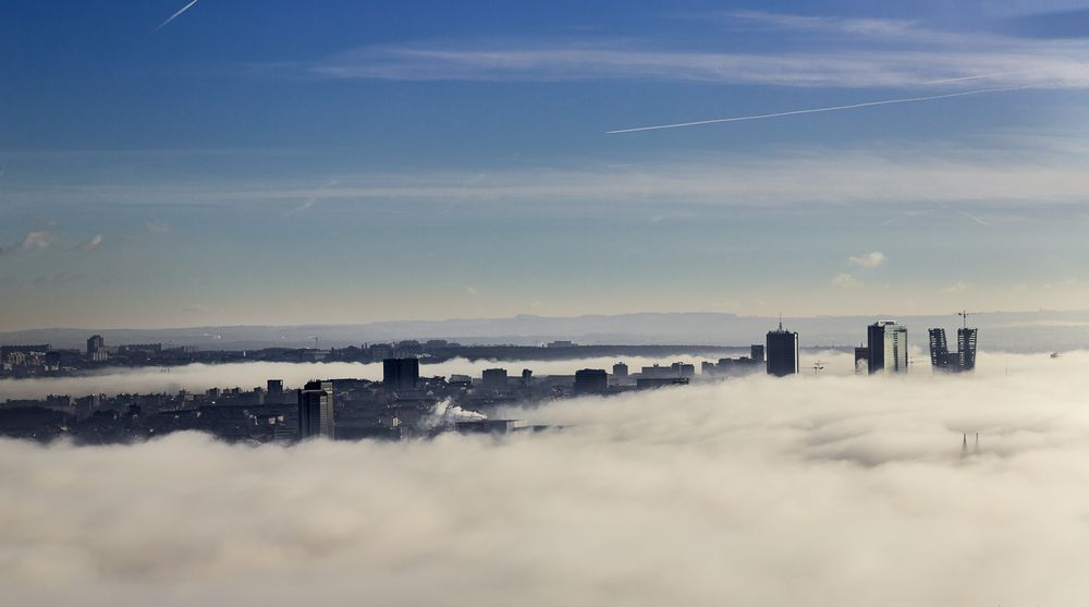 Über den Wolken von Prag
