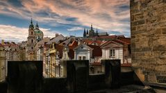Über der Altstadt - Prag -
