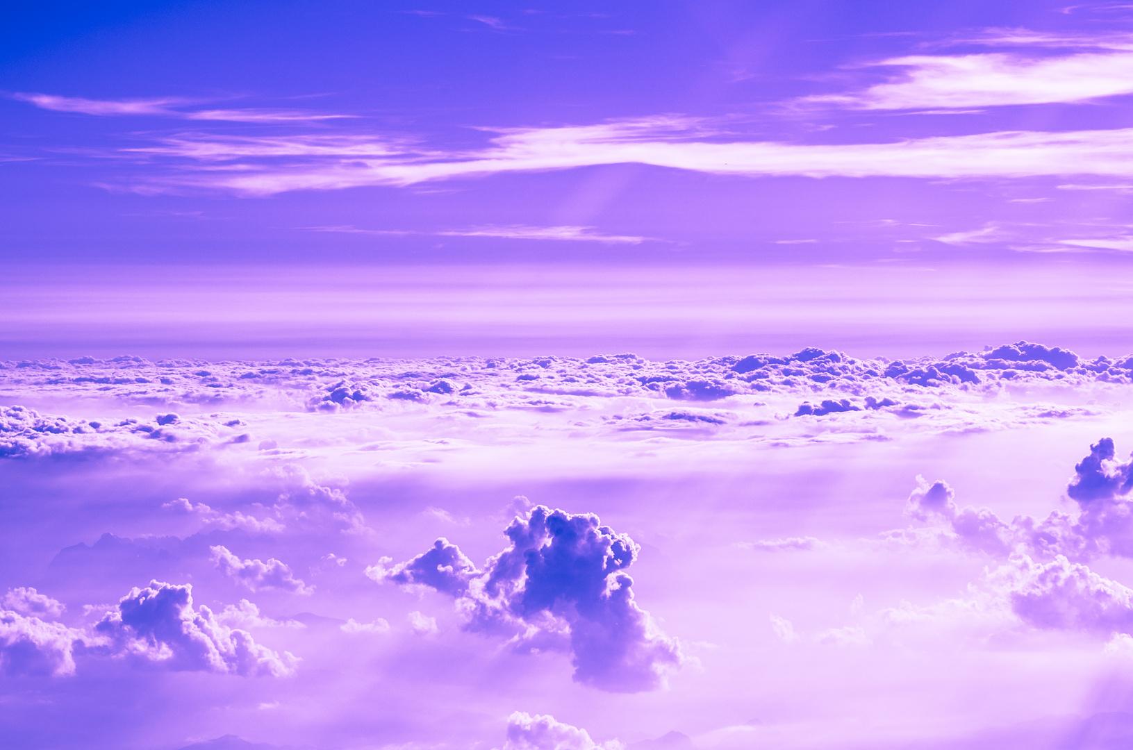 über die wolken