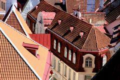 ...über dn Dächern von Tallinn...