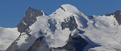 Über fast 20 Jahre war des 4027m hohe Allalinhorn im Wallis mein Berg...