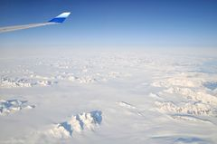 Über Grönlands Eis