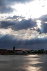 über Mainz scheint die Sonne (1)