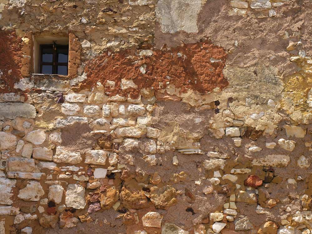 Überall Mauern