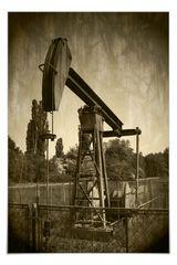 Überbleibsel aus dem Hessischen Ölrausch