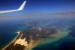 Überflug Neukaledonien 2