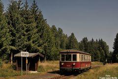 Überführungsfahrt in Birkenmoor