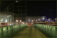 Übergang zum Hauptbahnhof