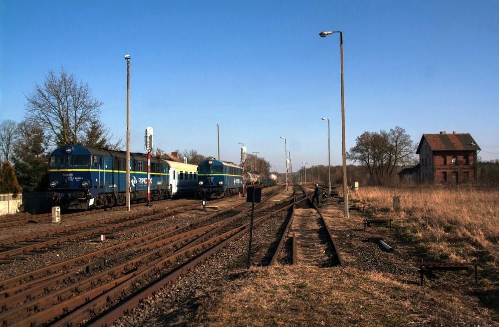 Überholung in Teuplitz