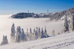 Überm Nebel