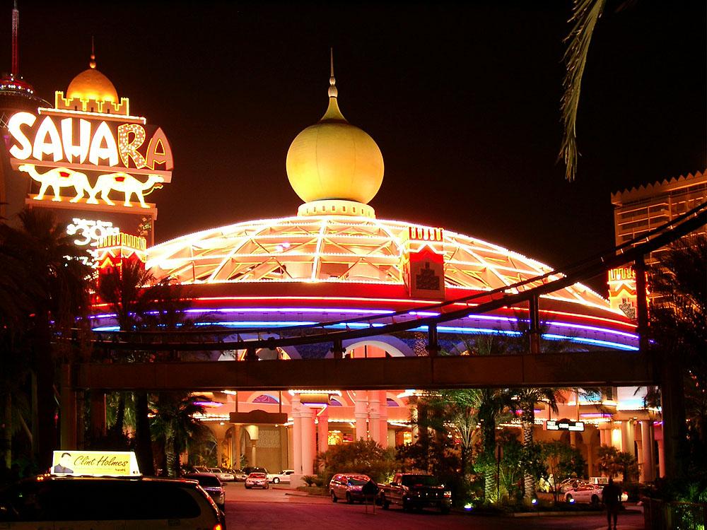 Übernachtung in Las Vegas
