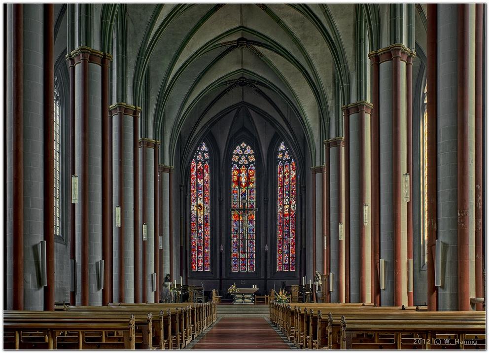 Überwasserkirche 1