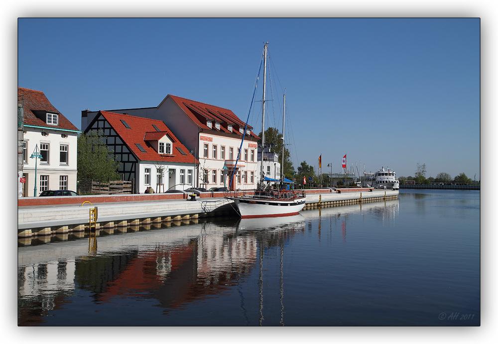 Ueckermünde - Hafen