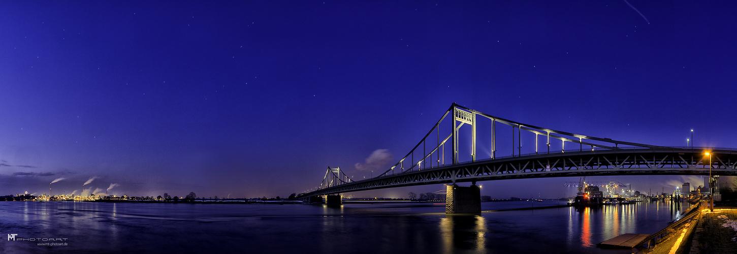 Uerdinger-Brücke [Panorama]