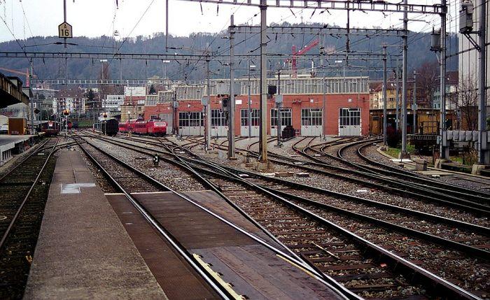 Uetlibergbahn III