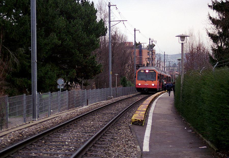 Uetlibergbahn IV