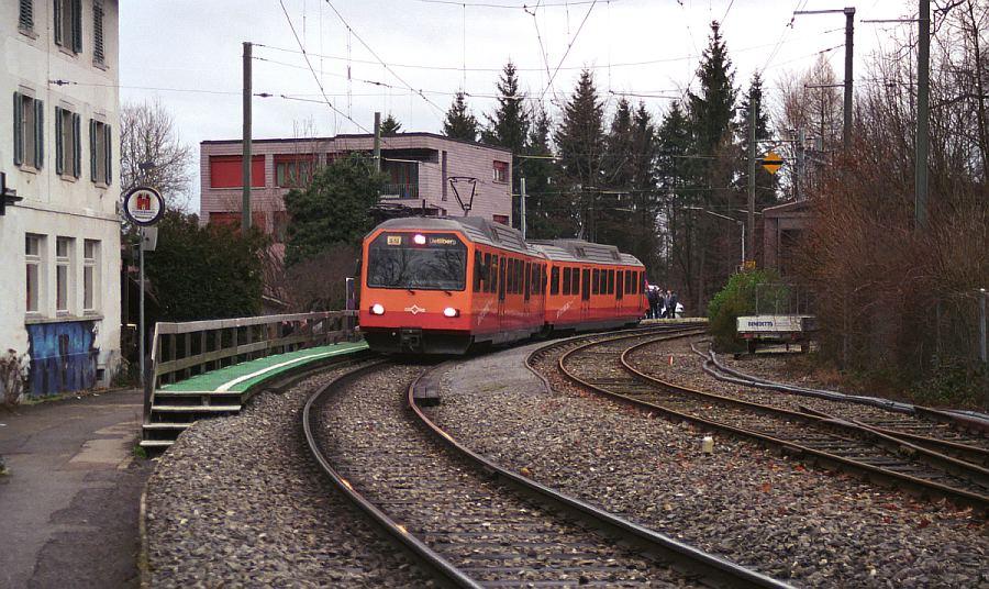 Uetlibergbahn VI