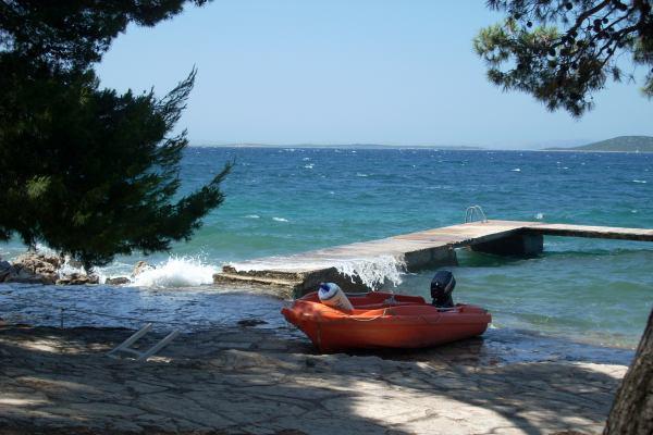 Ufer in Kroatien