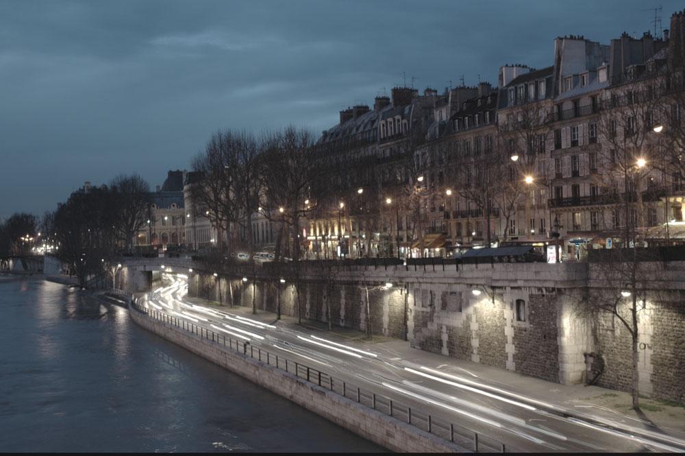 Ufer in Paris