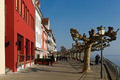Uferweg in Meersburg