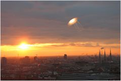 UFO-Alarm über Wien!