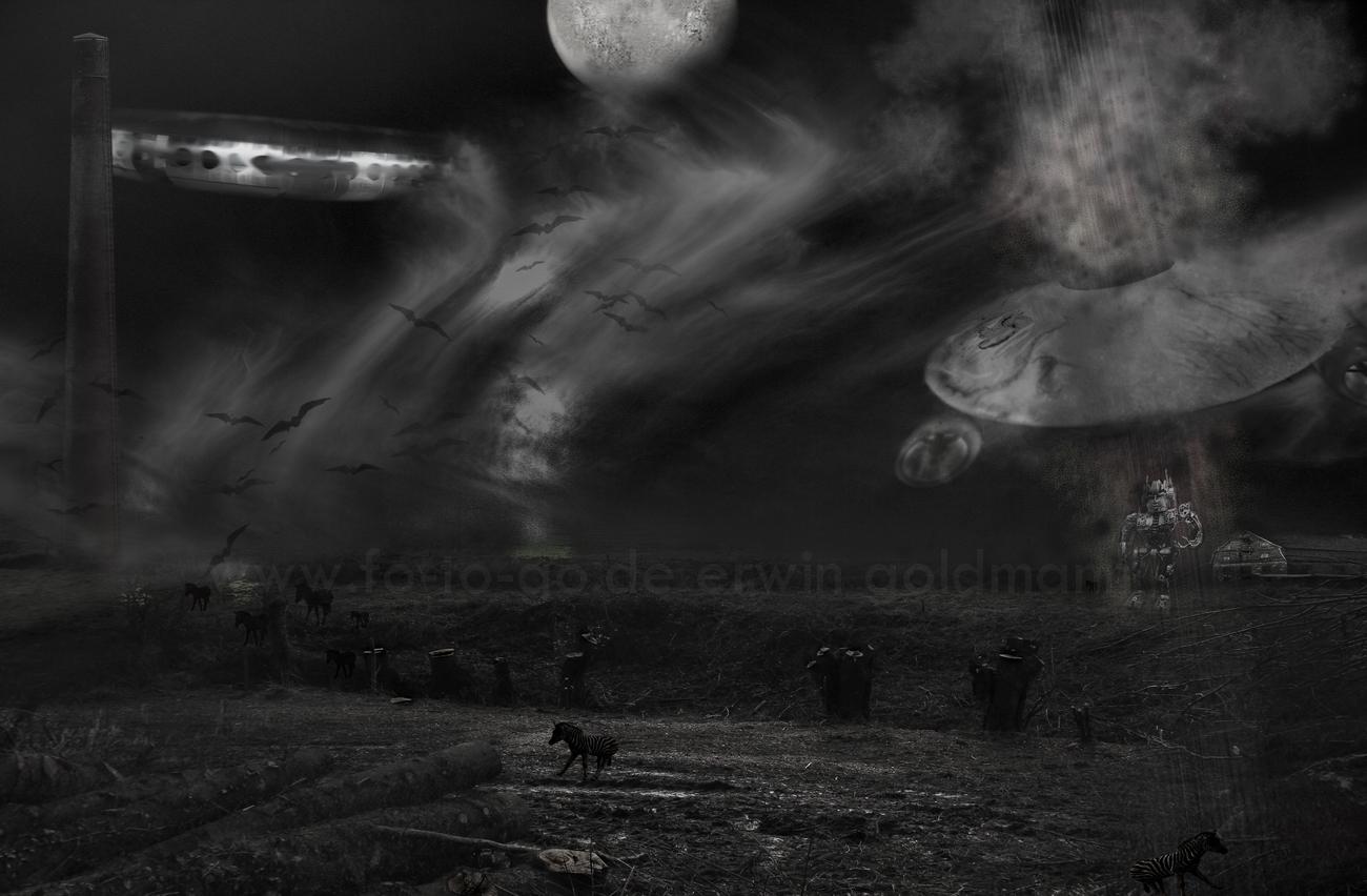 Ufo - die Besucher