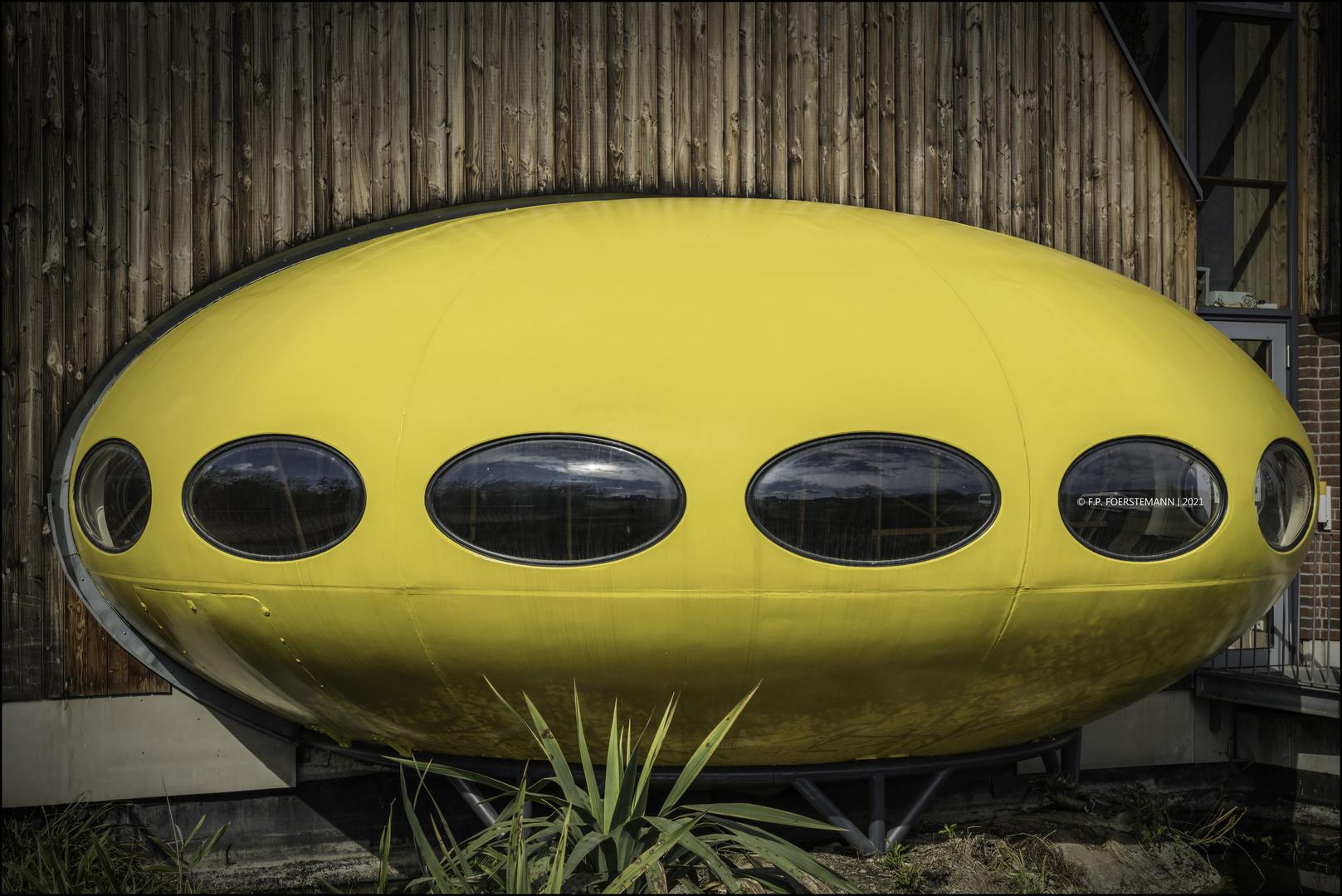 UFO-Garage