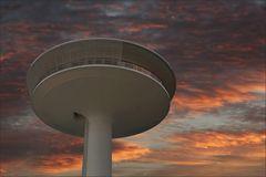 * UFO in der Hafen-City *