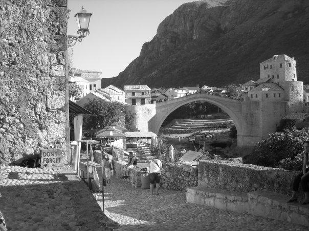 Ugo BESSIERE    Mostar, Bosnie-Herzégovine