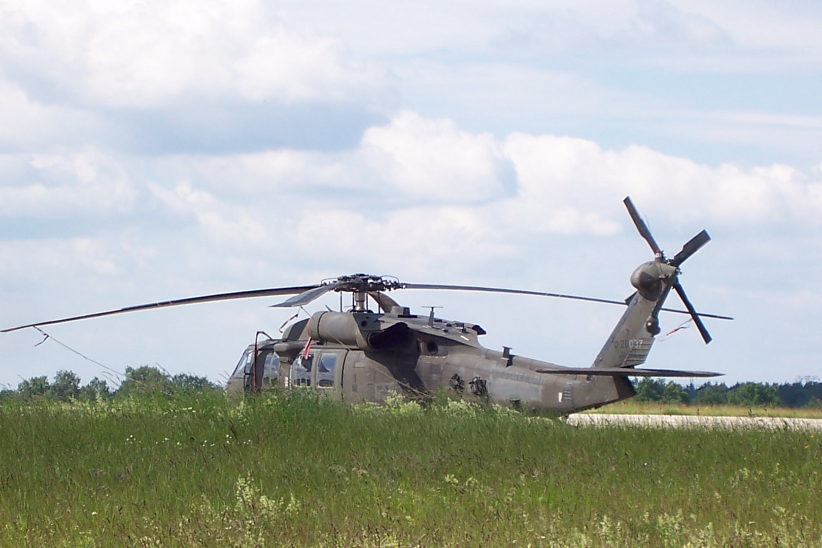UH-60L ... am 01.06.2009 in DRS