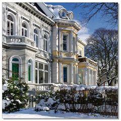 Uhlenhorst im Schnee