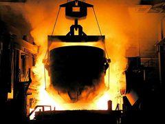 UHP-Ofen im Stahlwerk Siegen-Geisweid