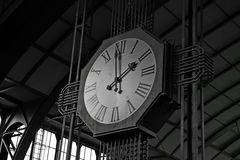 Uhr Hamburger Hauptbahnhof