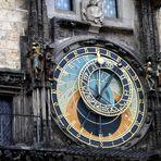 Uhr in Prag